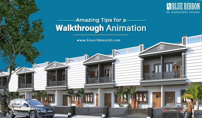 Amazing Tips to Choose a Walkthrough Animation Company